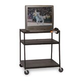 Wide Body TV Cart