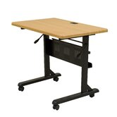 36&quot; W Flipper Training Table