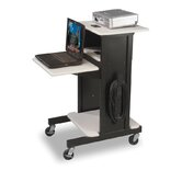 Presentation Cart with Optional Seating