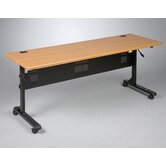 72&quot; Wide Flipper Training Table