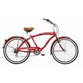 Men's Cheetah Beach Cruiser Bike