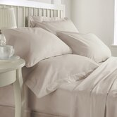 Luxury Bedding 400 Thread Count Housewife Pillowcase (Set of 2)