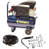 Air Compressor with 26 Piece Accessory Kit
