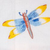 Dragonfly Guest Towel