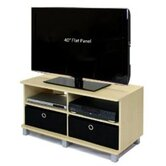 Steam Beech Living Set TV Stand