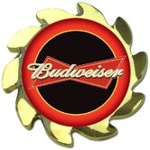 Budweiser Spinner Card Cover in Gold