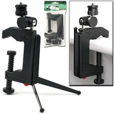 Swivel Camera Stand (Tripod or Table C-Clamp)