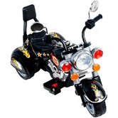 Rockin' Rollers Boss Chopper Battery Powered Trike - Raven
