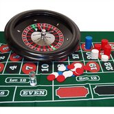 "18"" Professional Roulette Set"