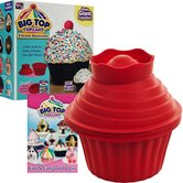 2 Piece Big Top Cupcake Mold Set