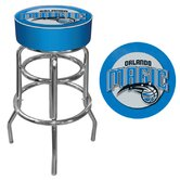 NBA Padded Swivel Barstool