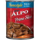 Prime Slices with Beef Wet Dog Food