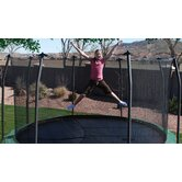 15' Round Trampoline Replacement Enclosure Netting