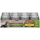 Turkey and Rice Entree Wet Cat Food (3-oz, case of 24)