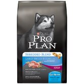 Large Breed Shredded Blend Chicken and Rice Dry Dog Food