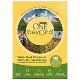 Beyond Chicken / Oat Meal Cat Food (16-oz, case of 12)