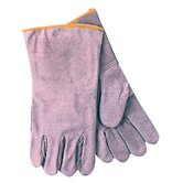 Economy Welding Gloves - 300gcs small blueglove10-0160s