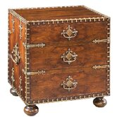 Louis XV 3 Drawer Armanda Chest