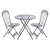 Woodland Imports Outdoor Dining Sets