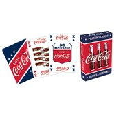 Coca-Cola Blue Playing Cards