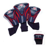 NCAA Contour Head Cover - Pack of 3