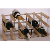 15 Bottle Winerack Kit