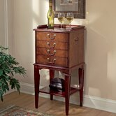 Plantation Cherry Silverware Chest