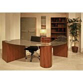 Radius Office L Desk Office Suite