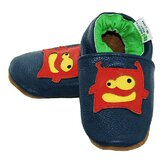 Li'l Monster Soft Sole Leather Baby Shoes