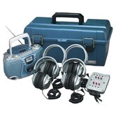 Val - U - Pack CD Listening Center