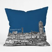 Bird Ave Polyester Ann Arbor Indoor/Outdoor Throw Pillow