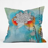 Iveta Abolina Polyester Coral Indoor/Outdoor Throw Pillow