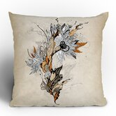 Iveta Abolina Floral 1 Throw Pillow