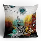 Iveta Abolina Frozen Dreams Throw Pillow