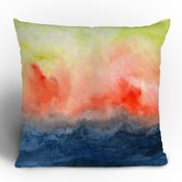 Jacqueline Maldonado Brushfire Throw Pillow