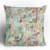 Jacqueline Maldonado Mosaic Throw Pillow