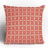 Khristian A Howell Desert Twilight 9 Throw Pillow