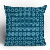 Khristian A Howell Moroccan Mirage Throw Pillow