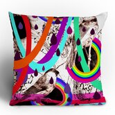 Randi Antonsen Luns Box 7 Throw Pillow