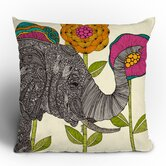 Valentina Ramos Aaron Throw Pillow