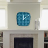Khristian A Howell Moroccan Mirage Modern Clock