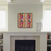 Valentina Ramos Ethnic Stripes Wall Art