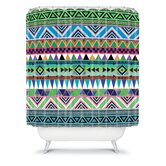 Bianca Green Esodrevo Shower Curtain