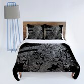 CityFabric Inc San Francisco Duvet Cover Collection