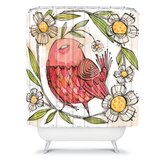 Cori Dantini Not A Turkey Shower Curtain