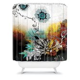 Iveta Abolina Frozen Dreams Shower Curtain