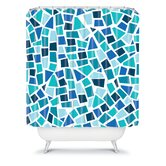 Khristian A Howell Baby Beach Bum 6 Shower Curtain