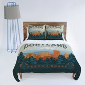 Anderson Design Group Portland Duvet Cover Collection