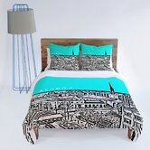 Bird Ave Athens Duvet Cover Collection