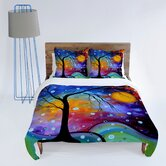 Madart Inc. Winter Sparkle Duvet Cover Collection